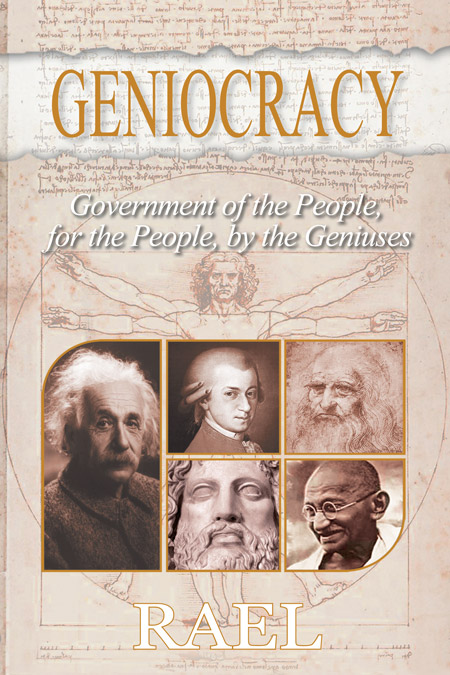Geniocracy Book Cover